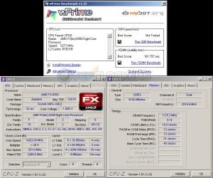 WPrime 1024M - 161.157sec @ 6422 MHz