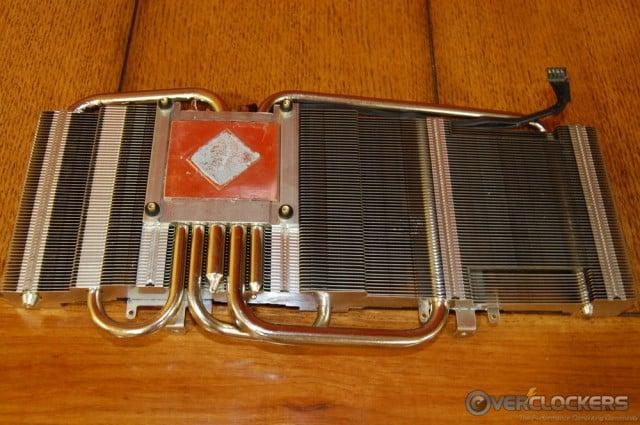 Heatsink Removed From Shroud
