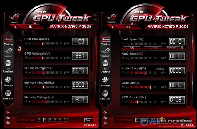 GPU Tweak - With Lots of Controls!
