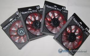 Spectre Pro 120mm Fans