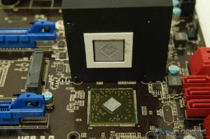 Chipset Heatsink Removed
