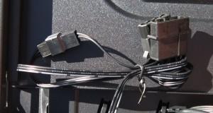Molex to 3Pin Fan adapter, one per fan