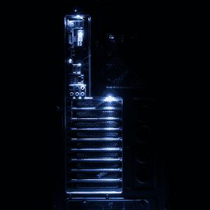 IO LED's