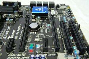 PCI/PCIe Slots