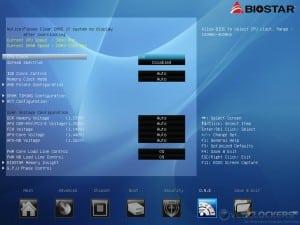 UEFI BIOS O.N.E. Section