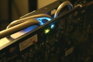 Voltage LED - (flash off)