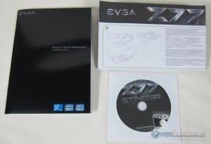 Manual, Poster & Driver Disc