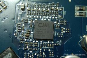 Chil Voltage Regulation Module (VRM)