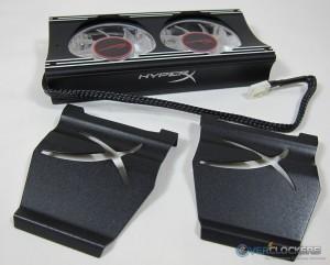 HyperX Fan Parts