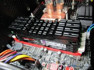 HyperX Beast on Z77 Platform