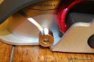 Left/Right Tilt Adjusting Screw