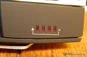 DPI Indicator Lighting