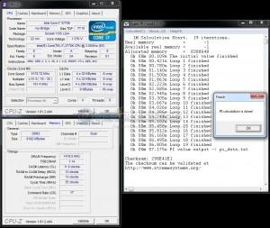 SuperPi 1M @ 5170 MHz - 7.175s