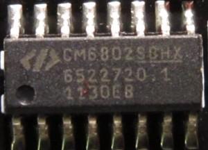 PFC/PWM controller, a CM6802