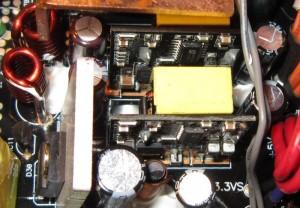 5 V and 3.3 V DC-DC boards