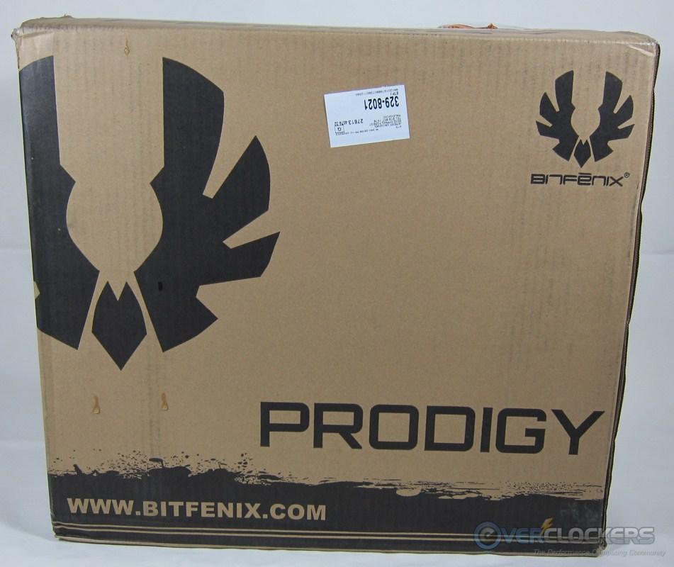 BitFenix Prodigy Box
