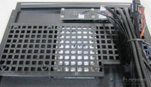 SSD Installed in Door