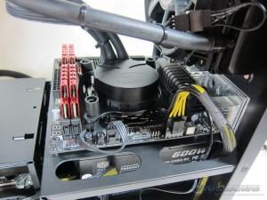 Motherboard & Cooler Installed