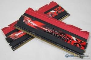 G.Skill TridentX DDR3-2666 CL10