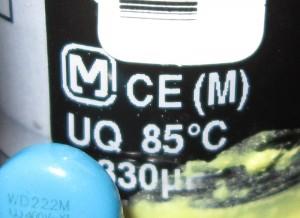 APFC Capacitor by Panasonic