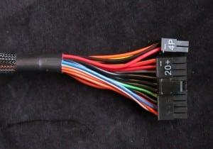 ATX24P Connector, It's 20+4P