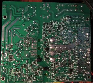 Main PCB Soldering