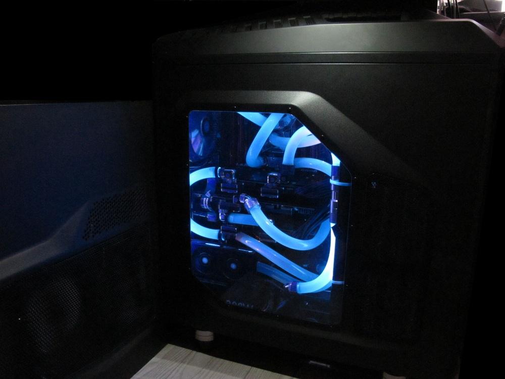 BlueZero's Project Wraith
