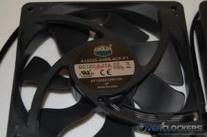 120 mm Fan - Up Close