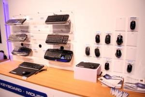 Zalman Keyboards and Mice