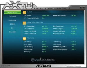 AXTU Hardware Monitor
