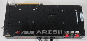 ARES II Backplate
