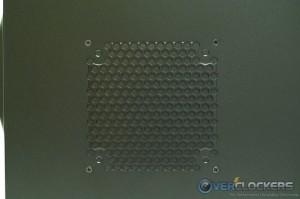 Left Side Panel 140 mm Fan Option