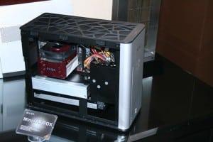 Mini PC Side shot