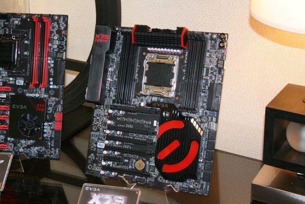 EVGA X79 Dark
