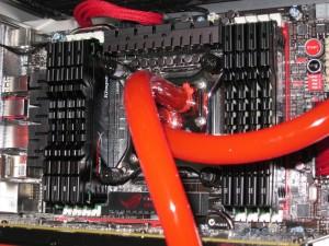 HyperX Beast on X79 Platform