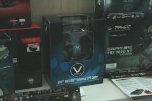 Vapor X CPU Cooler