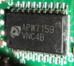 5 V and 3V3 DC-DC VRM Controller