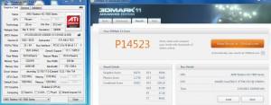 3DMark11 Performance