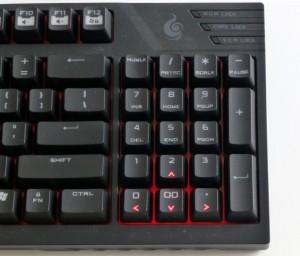 CMStorm TK Rapid - NumPad