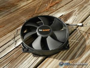 135 mm Fan Intake Side