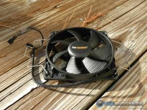 120 mm Fan Intake Side