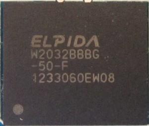 RAM by Elpida