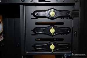 Tool-less Locking Latches