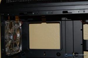 CPU Backplate Access Hole