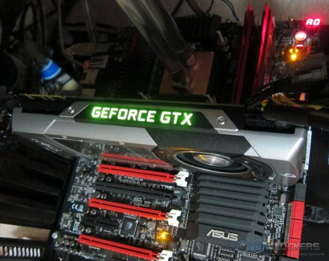 GTX TITAN Installed