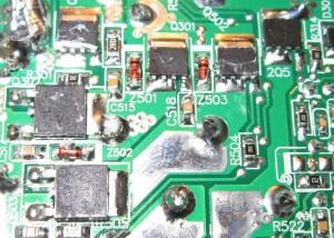 5 V and 3.3 V DC-DC MOSFETs
