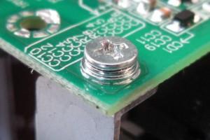 Modular PCB Mounting Screw: Needs Threadlocker