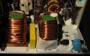 PCB Transient Filter Bits