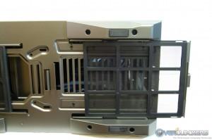 Rear Fan Filter