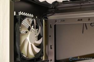 140 mm Rear Exhaust Fan